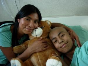 Rolando and Iris